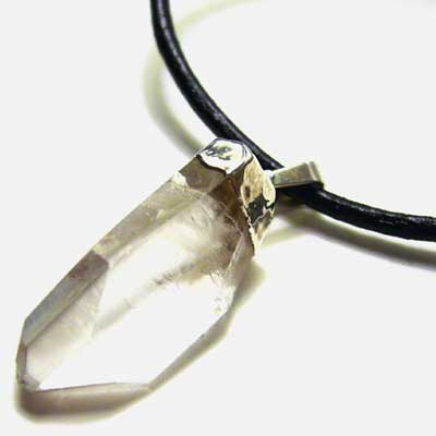 Quartz Crystal Jewelry Pendant Quartz Crystal Pendant